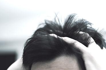 髪のボリュームが気になる方へ